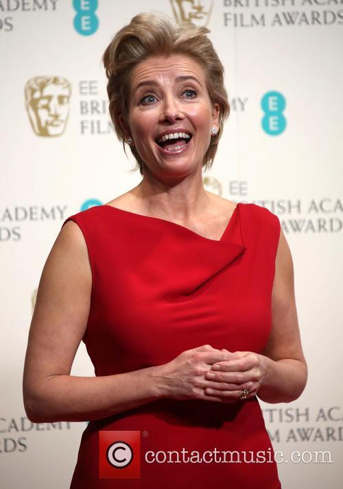 Emma Thompson BAFTAs