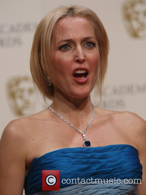 gillian anderson british academy film awards bafta 4072428