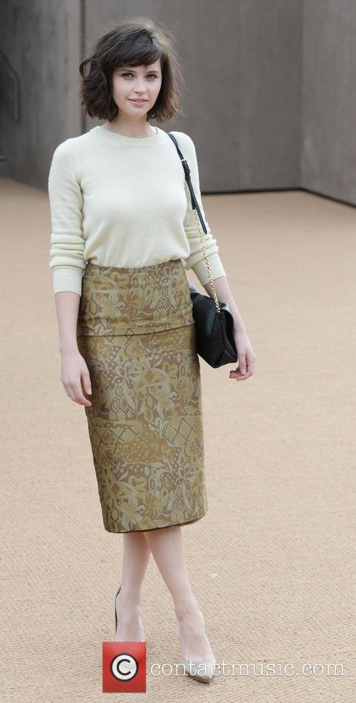 London Fashion Week - Burberry Prorsum - Arrivals