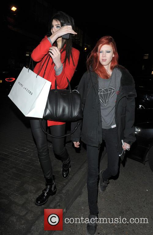 kendall jenner lfw a w 2014  4074000
