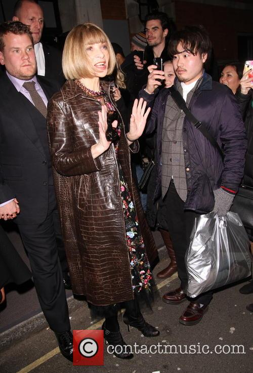 Anna Wintour and James Corden 5