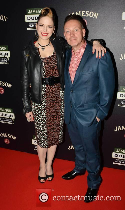 Reb Kennedy and Imelda May 2