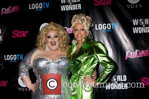 Darienne Lake, Courtney Act, Roosevelt Hotel