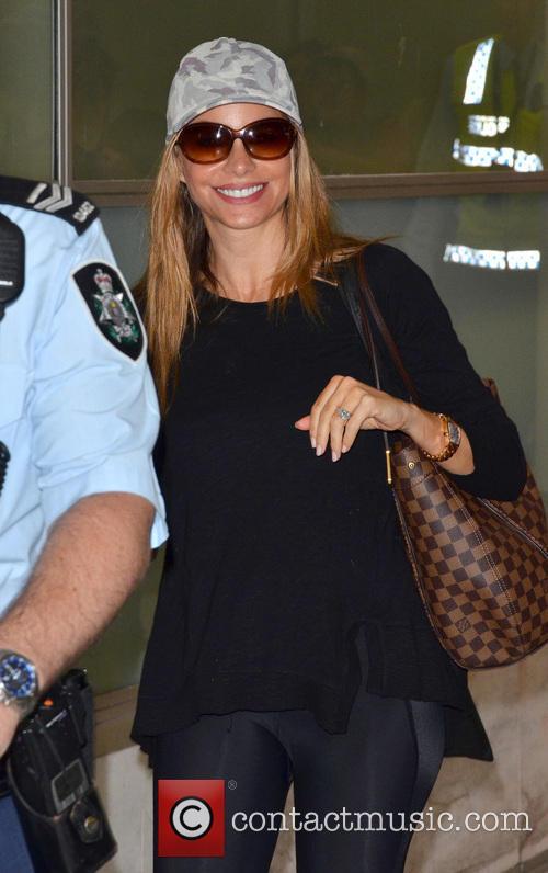 'Modern Family' stars in Australia