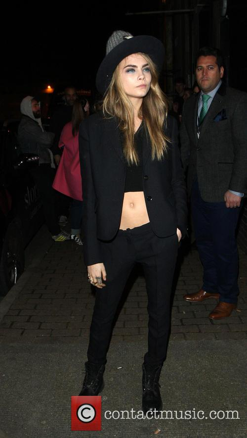 cara delevingne cara delevingne seen leaving love 4074244
