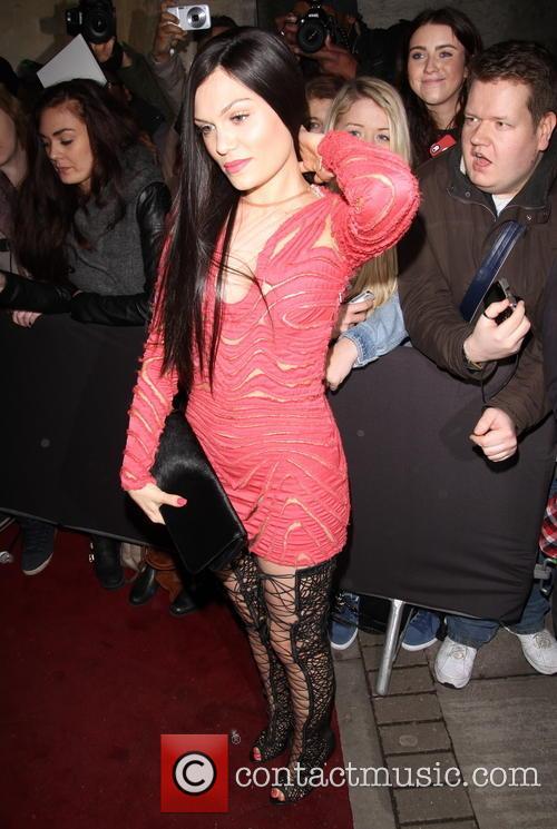 Jessie J, central London