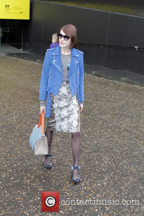 London Fashion Week - Celebrity Sightings