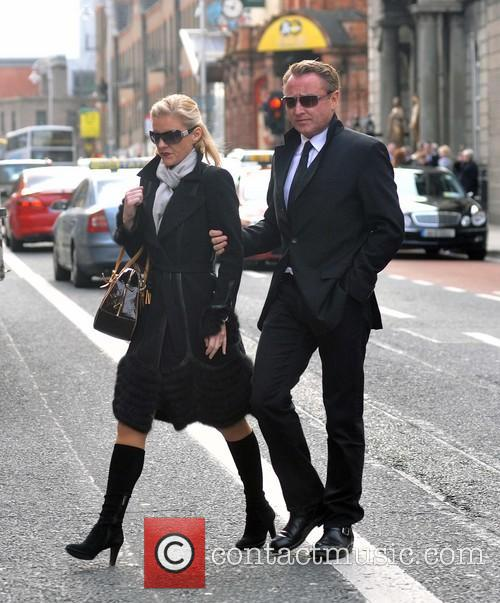 Niamh O'Brien and Michael Flatley 2