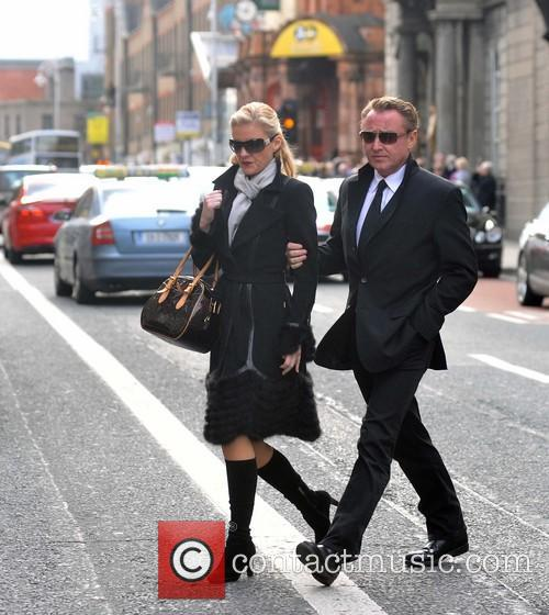 Niamh O'Brien and Michael Flatley 4