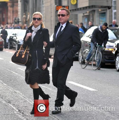 Niamh O'Brien and Michael Flatley 6