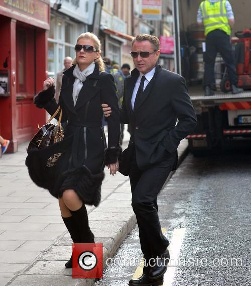 Niamh O'Brien and Michael Flatley 7