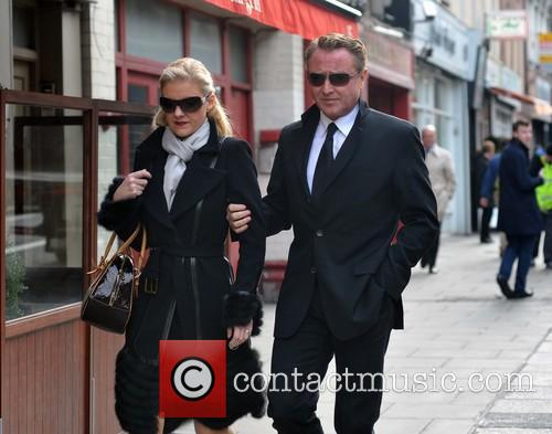 Niamh O'Brien and Michael Flatley 8