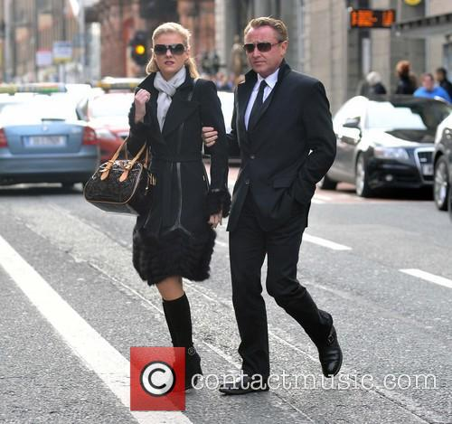 Niamh O'Brien and Michael Flatley 9