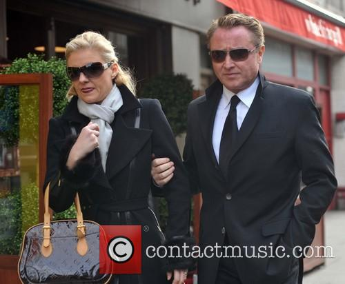 Niamh O'Brien and Michael Flatley 11