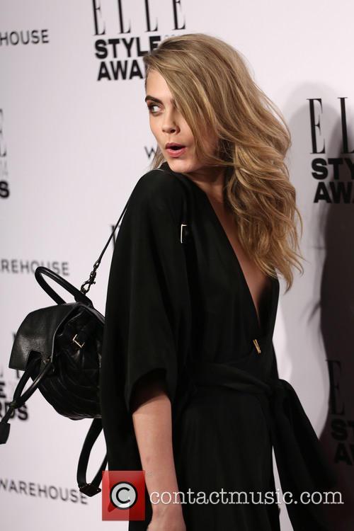 Cara Delevingne, Elle Style Awards