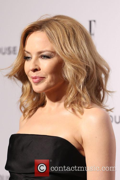 Kylie Minogue, Elle Style Awards