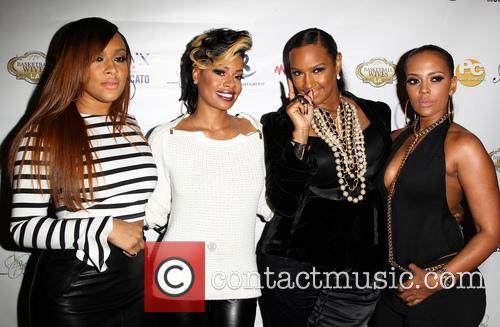 Ariane, Chantel Christie, Jackie Christie and Sundy Carter 7