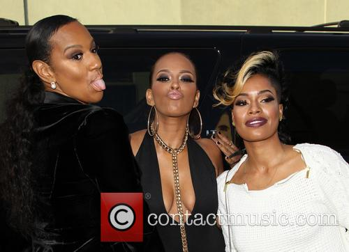 Ariane, Jackie Christie and Sundy Carter 2
