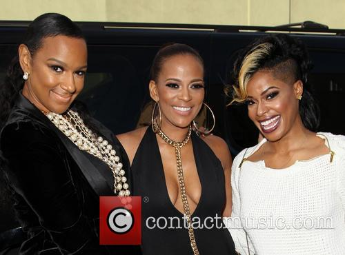 Ariane, Jackie Christie and Sundy Carter 1