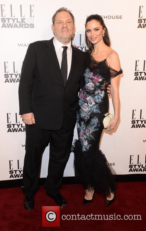 Georgina Chapman and Harvey Weinstein 2