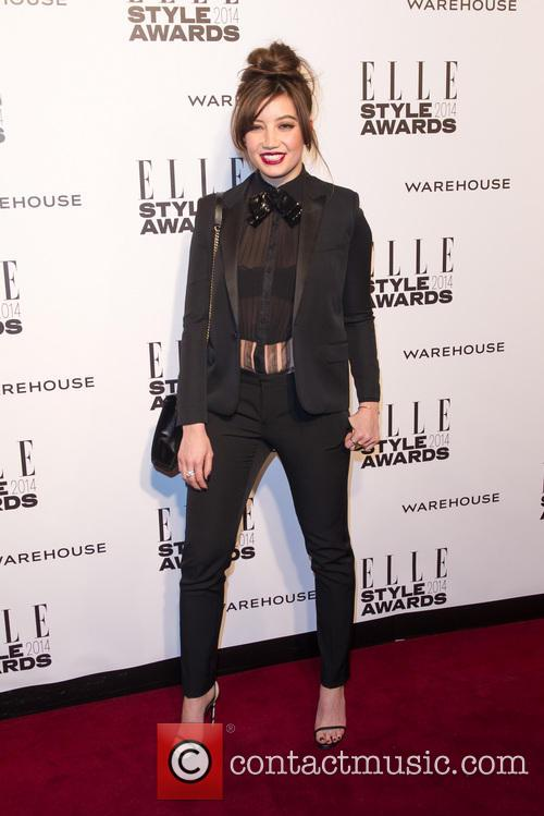 Daisy Lowe at the Elle Style Awards