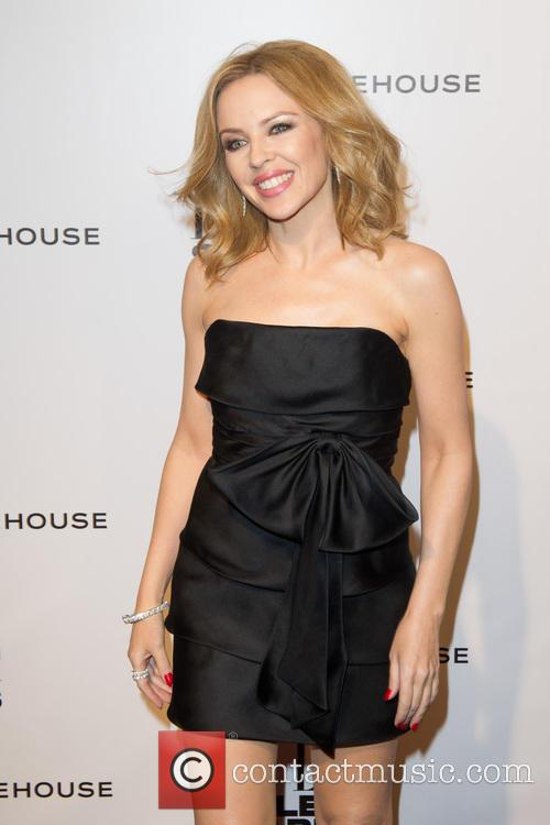 Kylie Minogue at Elle Style Awards