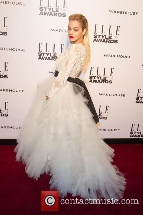 Rita Ora at Elle Style Awards