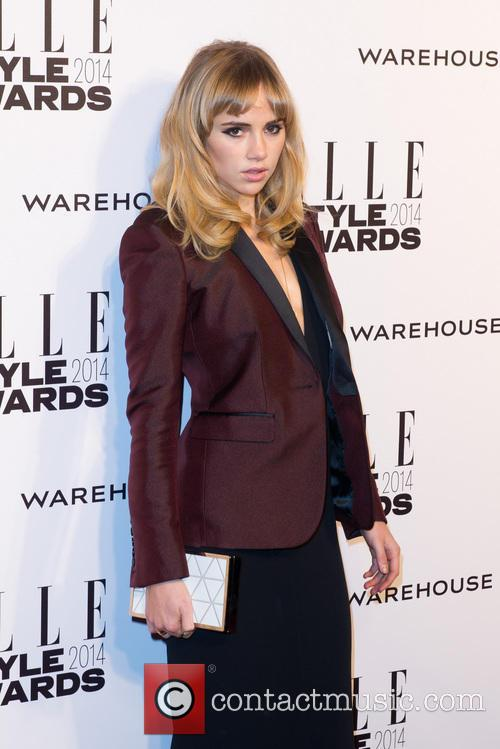 Suki Waterhouse at Elle Style Awards