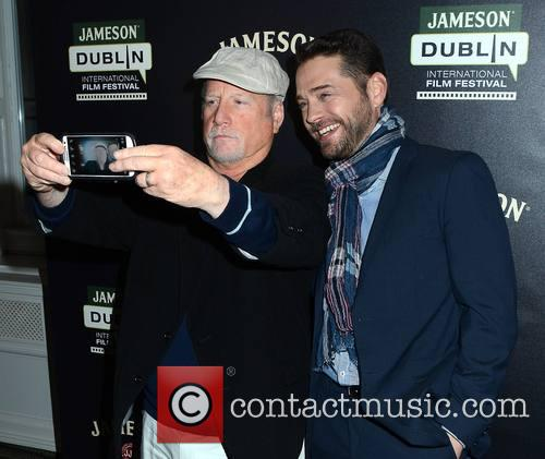 Richard Dreyfuss and Jason Priestley 2