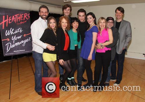 Cast and Creative Team 2