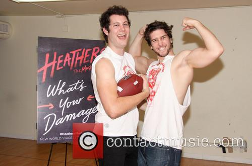 Jon Eidson and Evan Todd 1