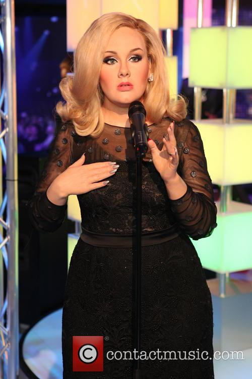 Adele, Madame Tussauds