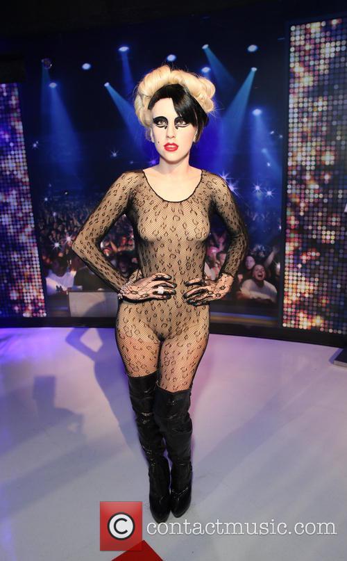 Lady Gaga, Madame Tussauds