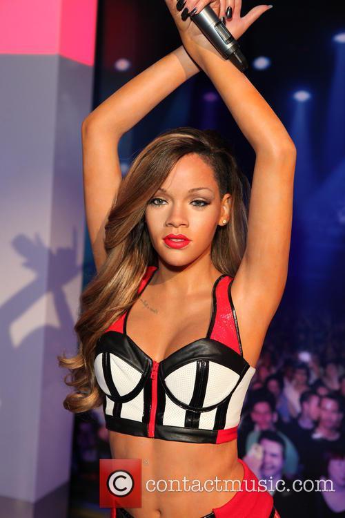 Rihanna, Madame Tussauds