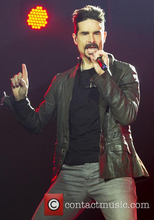 Backstreet Boys and Kevin Richardson 2