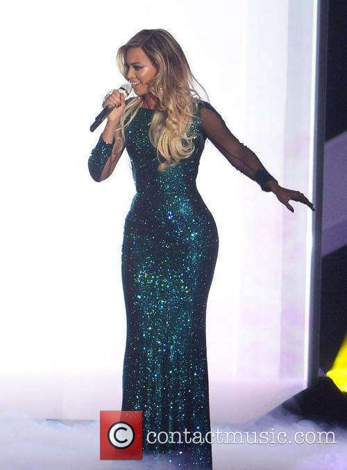 Beyonce, The Brit Awards