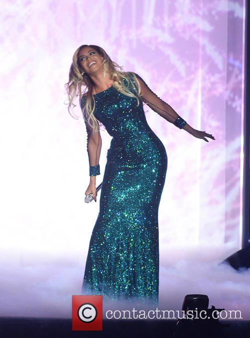 Beyonce Knowles, the O2, The Brit Awards