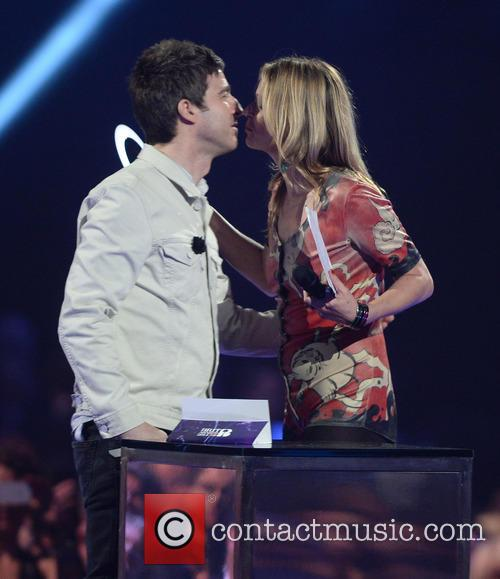 Kate Moss and Noel Gallagher 1