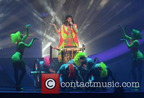 Katy Perry, the O2, The Brit Awards