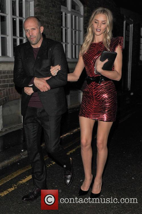 Jason Statham and Rosie Huntington-whiteley 3