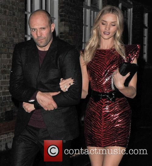 Jason Statham and Rosie Huntington-whiteley 5