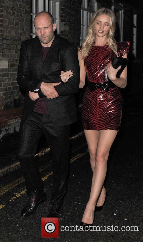 Jason Statham and Rosie Huntington-whiteley 8