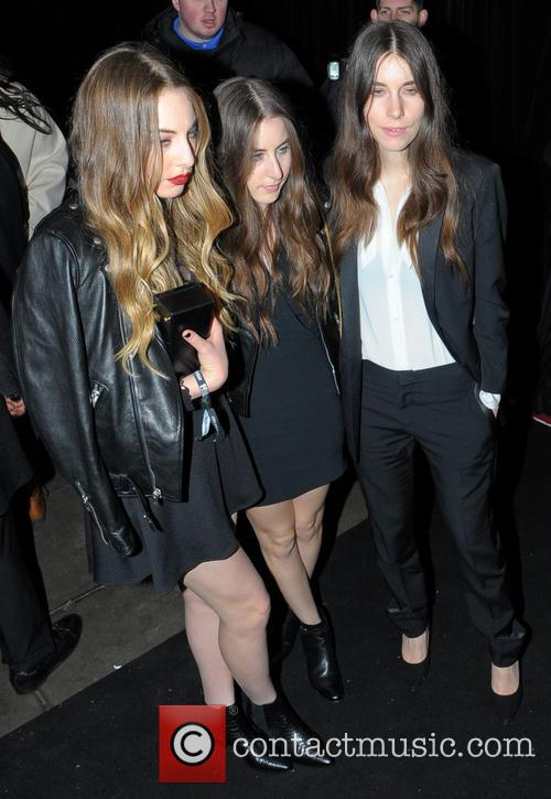 HAIM Brit Awards
