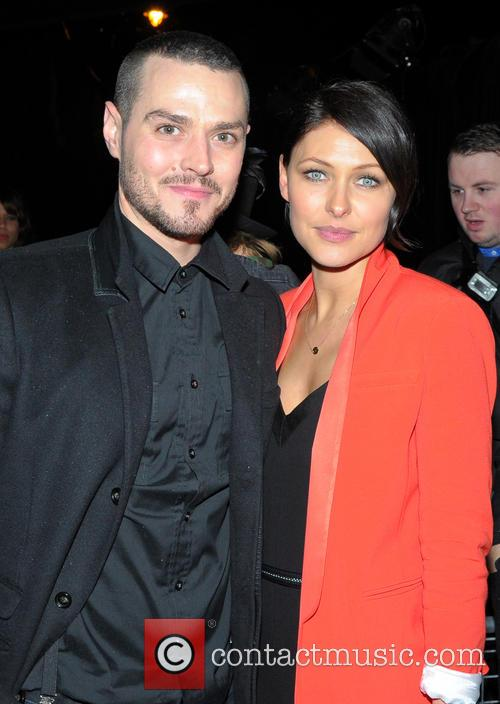 Matt Willis and Emma Willis 1