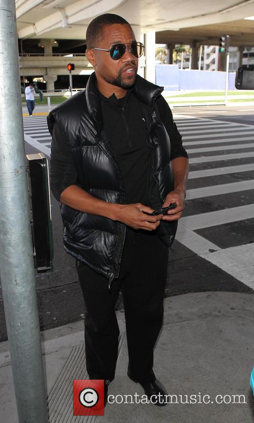 Cuba Gooding Jr., Los Angeles International Airport (LAX)