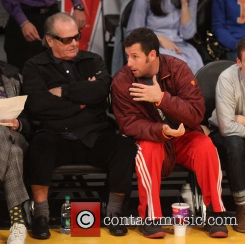 Adam Sandler and Jack Nicholson 4