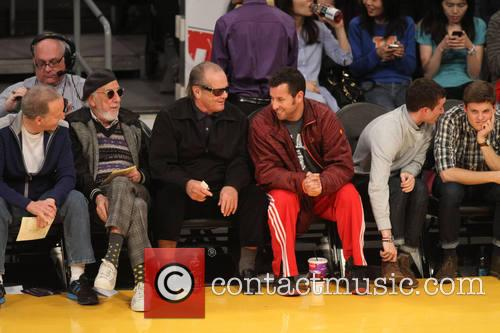 Adam Sandler and Jack Nicholson 5