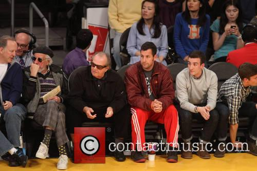 Adam Sandler and Jack Nicholson 6