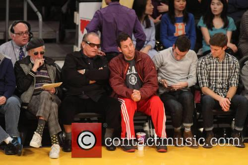 Adam Sandler and Jack Nicholson 8
