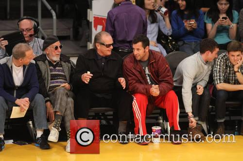Adam Sandler and Jack Nicholson 9